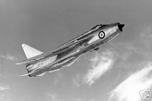 ENGLISH ELECTRIC LIGHTNING - EARLY MODELS
