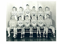 1950 1951 FRESHMEN  KENTUCKY WILDCATS 8X10 TEAM PHOTO  BASKETBALL