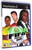 Gioco PS2 FIFA FOOTBALL 2003 Playstation 2 PAL ENGLISH