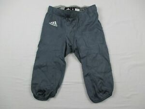 adidas Climalite Football Pants Men's Gray New without Tags