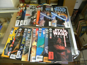 Dark Horse 1999 all 24 issues STAR WARS TALES #1 to #24 complete zm