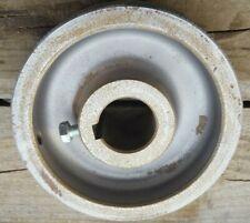 Weinig Wadkin Moulder Drive Roll Steel Keyed Serrated Roller 50mm Wide 35mm
