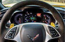 C7 Corvette Stingray/Z06/GS 2014+ Grand Sport Style Yellow Paddle Auto Shifters