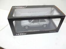 VW Volkswagen Golf 1 MKI GTI 3 Türer 1977 Silver Grey1:18 New IN OVP NOREV