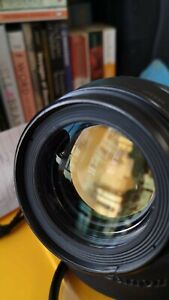 Canon EF 100mm F2.8 Macro USM Lens Grade A Works Perfectly