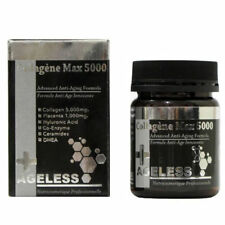 Collagene Max 5000 Advanced Anti-Aging Collagen Formula Softgels 50s