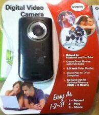 Cobra Digital Video Camera,  Black!! New