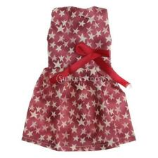 Fashion Dress Skirt Clothes for AG American Doll 14inch Girl Dolls Holiday Gift