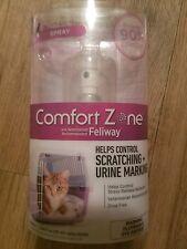 NEW  Comfort Zone Feliway Cat Kitten Calming Spray 2.54 fl oz