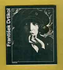 1988 FRANTISEK DRTIKOL PHOTO BOOK # CZECH  AVANTGARDE PHOTOGRAPHY