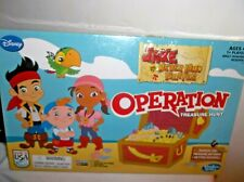 Disney Jake and the Neverland Pirates Operation Treasure Hunt Game-NEW SEALED