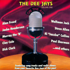 Various - The Dee Jays Vol.1 - Special/Obscure/Novelty/Comedy NEW