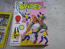 SPIDEY n° 38 très bon état, comme neuf. Le journal de SPIDER MAN de 1983