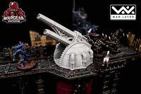 Warlayer Magnetized 3D Printed Rail Gun