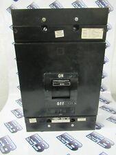 Square D Mal36600 600 Amp 600v 3p Circuit Breaker Test Report Warranty