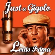 CD Louis Prima - Just a gigolo / IMPORT