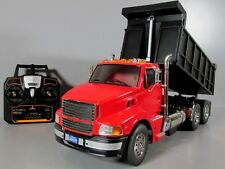Custom Built Tamiya 1/14 Ford Aeromax Single Cab Lift Dump Bed Truck ESC 2.4GHz