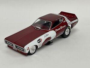 1/24 Johnny Lightening Super Magma,s Dodge Charger Gene Snow's Rambunctious JD06