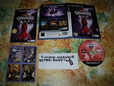Grandia II 2 RPG Versione PAL ITALIANA PS2 PRIMA VERSIONE OTTIMO! GDR ZELDA!