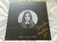 Vinyl Album: Norma Jean Martine : Only In My Mind : SIGNED   & Download Code