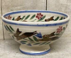 Bell Pottery French Style Bowl