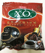 50 pcs. PRESTO X.O. JACK AND JILL Hard Candy Candies REAL COFFEE 110 g.