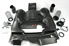 ARMA Carbon Matt airbox air intake kit INDUCTION KIT for W204 C63 AMG 6.3