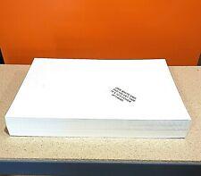 Endurance Cover Paper Digital Velvet 100lb 19 X 125 250 Sheets Per Ream White