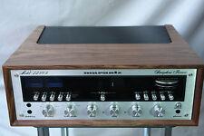 Schöner Marantz  2250 B MW-FM Hifi Stereophonic Receiver 2250B im neuen Woodcase