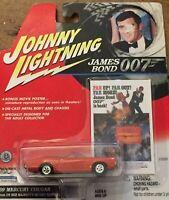 Johnny Lightning 007 Jamea Bond 69 Mercury Cougar Her Majesty's Secret Service