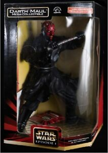 """1999 Applause STAR WARS Episode I 14"""" Darth Maul Collectible Figure"""