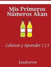 Akan Kasahorow: Mis Primeros Números Akan : Colorear y Aprender 1 2 3 by...