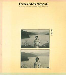 Il cinema di Kenji Mizoguchi. ERI 1980