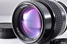 Nikon Ai-S Ais Nikkor 105mm F/2.5 Mf Teleobiettivo [Top Mint] E040225