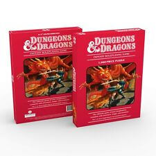 Dungeons & Dragons 1000-Piece Puzzle art role playing