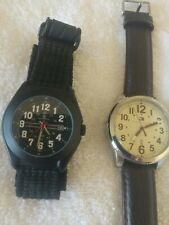 Tommy Hilfigger And Smith And Wesson Watch