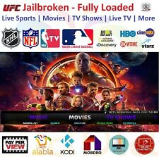 FIRE STICK FULL LIVE TV MOVIES PPV EVENTS HBO SHO CURRENT DECEMBER 2018 SERIES