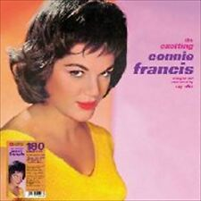 CONNIE FRANCIS / THE EXCITING CONNIE(180GRAM)