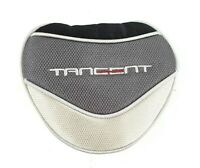 Orlimar Tangent Mallet Putter Headcover Gray Black Rounded Triangle Shape New