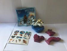 KINDER FERRERO SURPRISE ICE AGE SET EASTER MAXI FIGURE SCRAT SDD35 CAKE TOPPERS