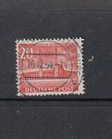 Luxus Berlin Mi-Nr. 113 zentrisch gestempelt Berlin-Charlottenburg