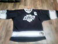 CCM Los Angeles Kings Wayne Gretzky Heros Of Hockey NHL Jersey Sz XXL