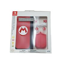 "PDP Nintendo Switch Starter Kit - Mario""M""Edition - Nintendo Switch"