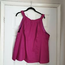 Pin Up Girl Clothing (Pinup Couture) Harley Top in Baton Rouge Sateen 4xl
