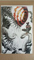 Venom #4 Kirkham Virgin Splash Variant Origin Of Knull MARVEL OOP HTF RARE