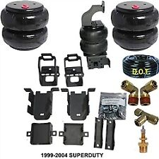 B Rear Suspension Air Bag TOW  1999 - 2004 Ford F250 2wd & 4wd Over Load