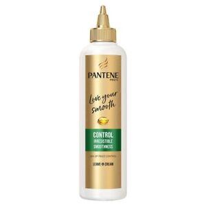Pantene Leave In Cream 24H Frizz Control Conditioner 270ml
