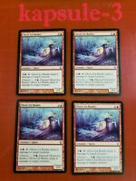 4x Ghost-Lit Raider | Saviors of Kamigawa | MTG Magic The Gathering Cards