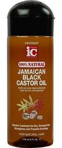 Fantasia Jamaican Black Castor Oil 178ml