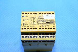 pilz PDZ 24VDC 2n/o 2n/c Ident.No.:774400